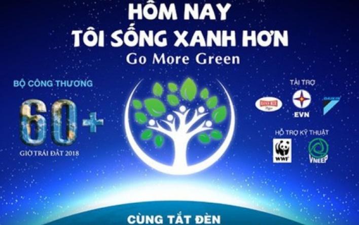 Phong Nha - Kẻ Bàng: Hưởng ứng chiến dịch Giờ Trái...